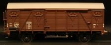 McK 0413 DSB gedeckter Güterwagen 2-achs Ep.3