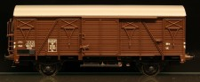 McK 0414 DSB gedeckter Güterwagen 2-achs Ep.3