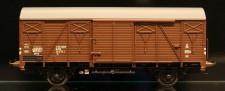 McK 0502 DSB gedeckter Güterwagen 2-achs Ep.4