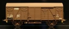 McK 0504 DSB gedeckter Güterwagen 2-achs Ep.4