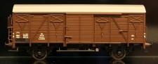 McK 0603 DSB gedeckter Güterwagen 2-achs Ep.3