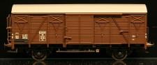 McK 0605 DSB gedeckter Güterwagen 2-achs Ep.3