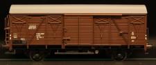 McK 0608 DSB gedeckter Güterwagen 2-achs Ep.4