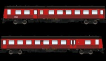 McK 1202AS DSB Triebzug Serie MR 2-tlg Ep.4 AC