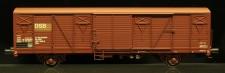 McK 1501 DSB gedeckter Güterwagen 2-achs Ep.4/5