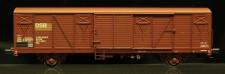 McK 1506 DSB gedeckter Güterwagen 2-achs Ep.4/5