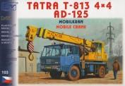 SDV model 103 Tatra T-813 Mobilkran AD125