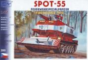 SDV model 280 SPOT-55 Löschpanzer FW