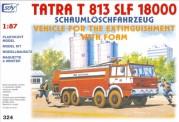 SDV model 324 Tatra 813 8x8 SLF18000 FW PCK