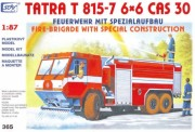 SDV model 365 Tatra 815-7 6x6 CAS 30 FW