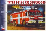 SDV model 428 Tatra 815-7 6x6 CAS 30/9000/540 FW
