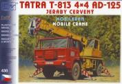 SDV model 430 Tatra T-813 Mobilkran AD125
