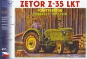 SDV model 433 Zetor 35 LKT