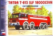 SDV model 444 Tatra 813 SLF 18000S3VH Feuerwehr