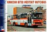 SDV model 445 Karosa B732 Stadtbus / Citybus