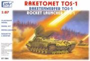 SDV model 87084 TOS-1 gepanzerter Raketenwerfer