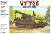 SDV model 87092 VT-72B Bergepanzer
