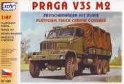 SDV model 87099 Praga V3 S M2 Pritsche/Plane Militär