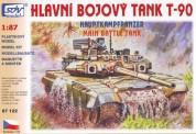 SDV model 87122 Kampfpanzer T-90