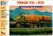 SDV model 87138 Praga V3S, A3V