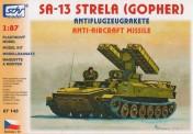 SDV model 87143 Flugabwehrsystem SA-13 Strela