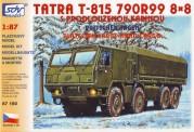 SDV model 87150 Tatra 815-790 8x8 Pritsche/Pl. Militär