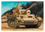 SDV model 87159 Kampfpanzer PzKpfw IV Ausf. F2