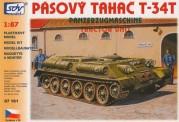 SDV model 87161 T-34T