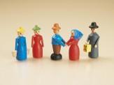 Auhagen 10156 Holzfiguren