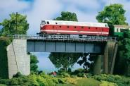 Auhagen 11341 Stahlbrücke