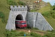 Auhagen 11342 Tunnelportale eingleisig