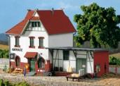 Auhagen 11347 Bahnhof Goyatz