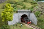 Auhagen 13276 Tunnelportale eingleisig