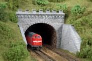 Auhagen 13277 Tunnelportale zweigleisig