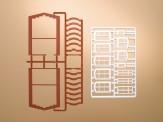 Auhagen 41615 Fensterbögen und Fenster