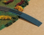 Auhagen 43585 Bahndammauffahrt - Schaumstoff