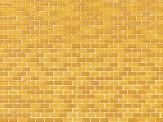 Auhagen 50510 Dekorpappe Ziegelmauer ocker