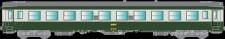 R37 HO42018 SNCF Personenwagen 2.Kl. Ep.4a