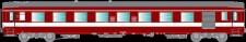 R37 HO42028 SNCF Halbgepäckwagen 1.Kl. Ep.4