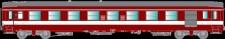 R37 HO42030 SNCF Halbgepäckwagen 1.Kl. Ep.4