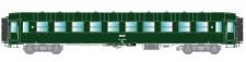 R37 HO42207 SNCF Personenwagen 2.KL. Ep 4