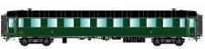 R37 HO42242 SNCF Personenwagen 2.Kl. Ep.3a