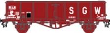 R37 HOP43007C SGW offene Güterwagen-Set 2-tlg Ep.3c