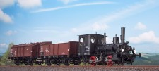 KM1 100008 DB Zugset Güterzug 3-tlg Ep.3a