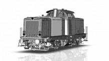 KM1 101024 DB Diesellok BR 212 Ep.4
