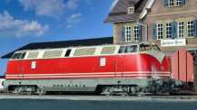KM1 103003 DB Diesellok BR V300 Ep.3b
