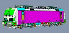 KM1 109303 SBB Cargo Vectron BR 193 469 Ep.6