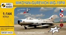 Mark 1 MKM14405 MiG-19PM Farmer D
