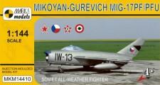 Mark 1 MKM14410 MiG-17PF/PFU Fresco D/E