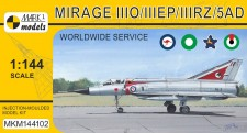 Mark 1 MKM144102 Mirage IIIO/EP/RZ/5AD Worldwide Service
